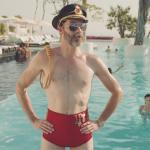 Captain Obvious Bathing Suit meme