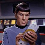 Spock calculating meme