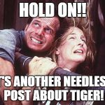 Tiger Twister | HOLD ON!! IT'S ANOTHER NEEDLESS POST ABOUT TIGER! | image tagged in twister,golf tiger,golf,tiger,golf channel,sports | made w/ Imgflip meme maker
