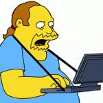 Simpsons Comic Book Guy meme