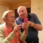 Technology challenged grandparents meme