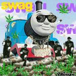 Thomas the Dank Engine meme