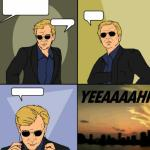 Horatio CSI Miami meme