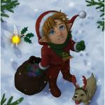 Happy Holidays from Hyrule! meme