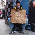 Seeking Human Kindness meme