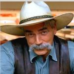 Sam Elliot happy birthday meme