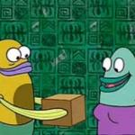 spongebob box meme