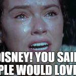 w5vgv daisy ridley crying meme generator imgflip