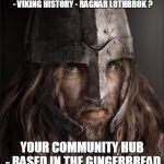viking meme generator imgflip