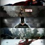 deadpool justice league meme