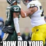 wowad michigan football meme generator imgflip,Michigan Meme