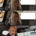 Steve Harvey Driving meme