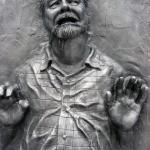 George Lucas Frozen In Carbonite meme