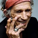 Keith Richards cigarette meme