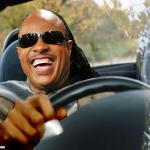 Stevie Wonder driving meme