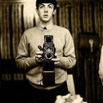 Paul McCartney selfie meme