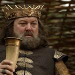 King Robert Baratheon meme