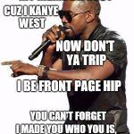 kanye west imma let you finish meme generator galleryhip