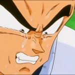 Vegeta Crying meme
