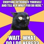 """I'm a professional imgflipper!"" 