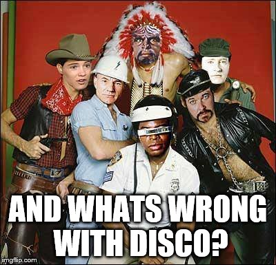 AND WHATS WRONG WITH DISCO? | made w/ Imgflip meme maker