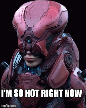 I'M SO HOT RIGHT NOW | made w/ Imgflip meme maker