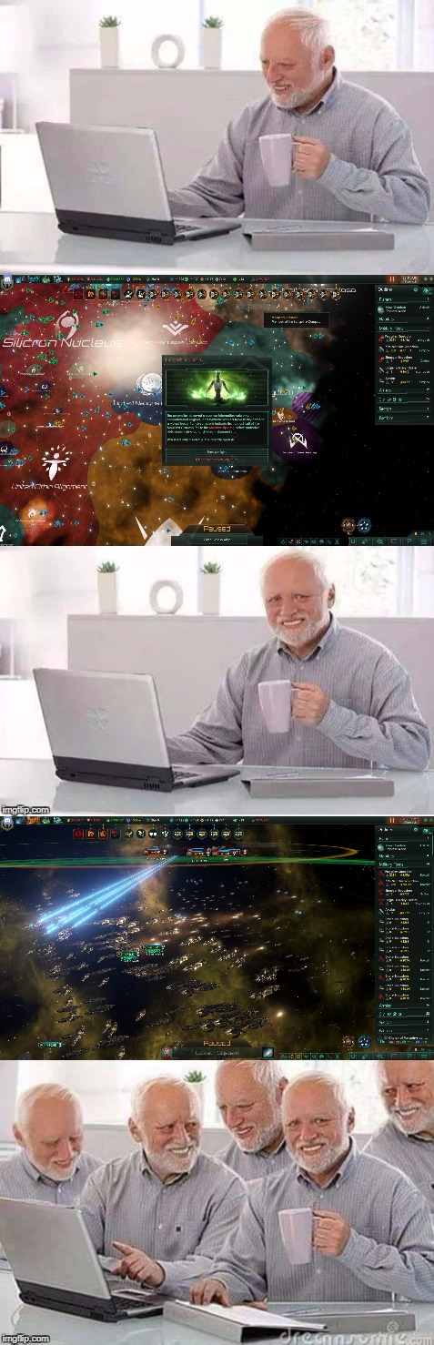 image tagged in stellaris | made w/ Imgflip meme maker