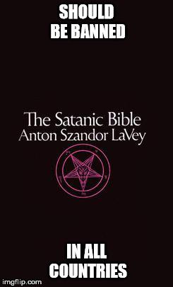 The Satanic Bible Memes Gifs Imgflip