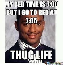 Thug | image tagged in thug life | made w/ Imgflip meme maker