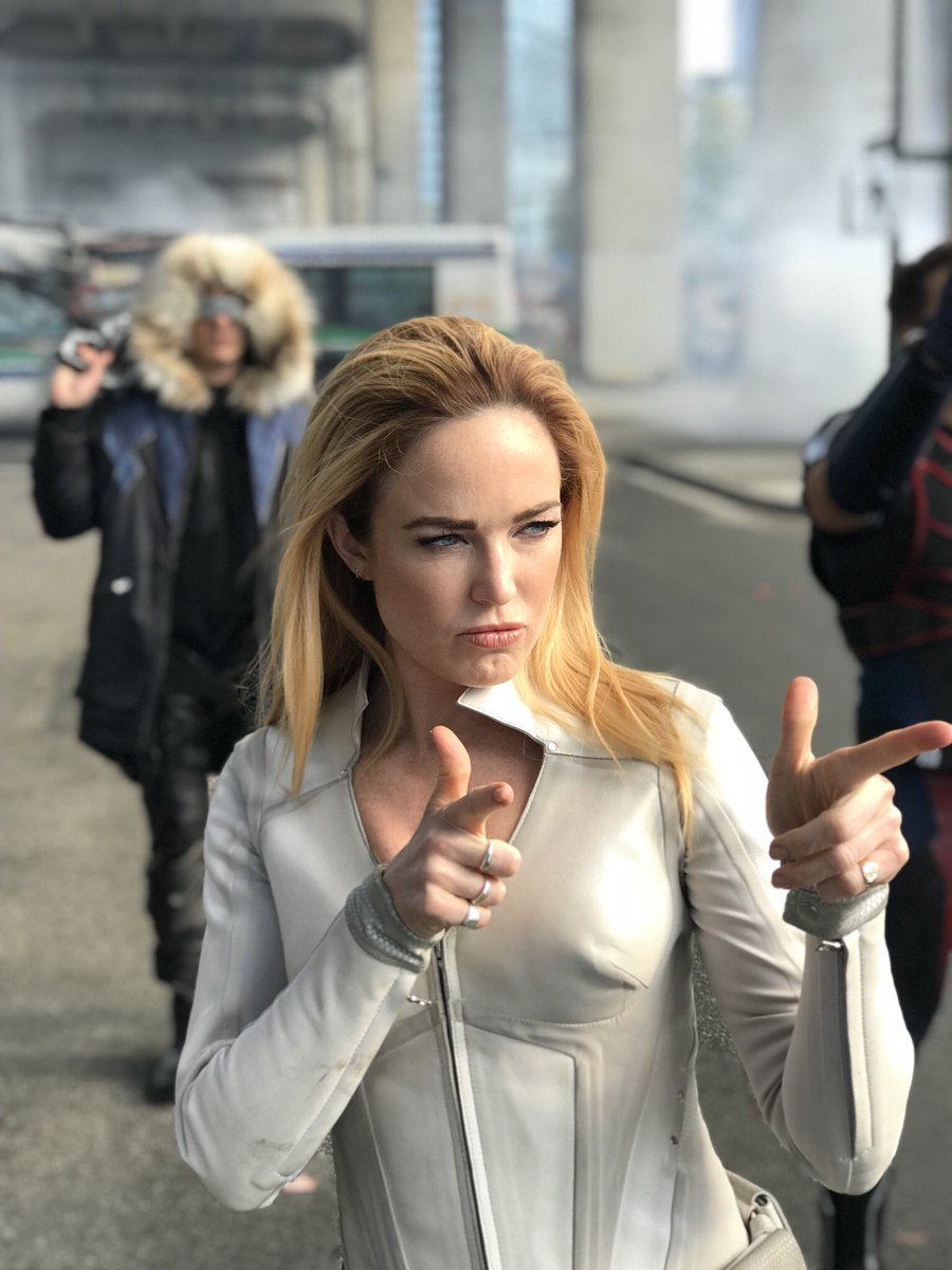 Forum on this topic: Marie Jones, caity-lotz/