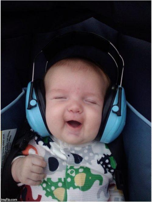 Jammin Baby Meme | image tagged in memes,jammin baby | made w/ Imgflip meme maker