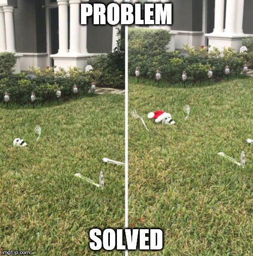 PROBLEM SOLVED | made w/ Imgflip meme maker