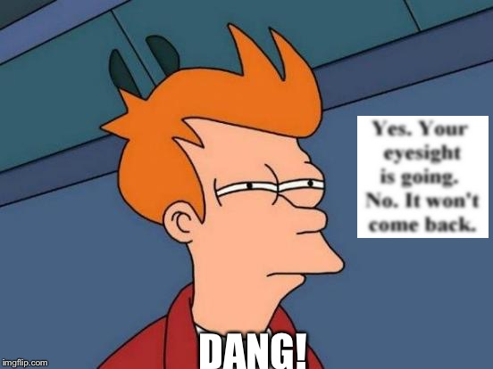 "That's why he's always saying ""not sure"". 