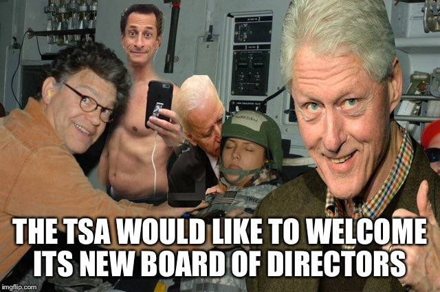 "Please proceed to a screening line according to ""hotness"" 