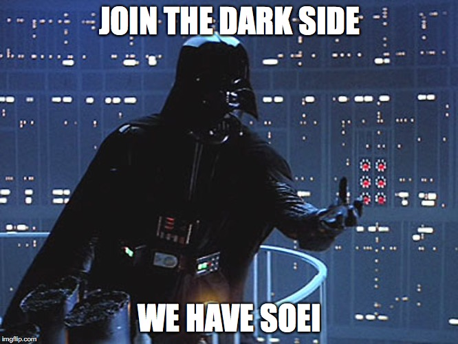 Darth Vader - Come to the Dark Side Latest Memes - Imgflip