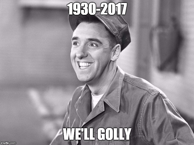 Jim Nabors | 1930-2017 | image tagged in television | made w/ Imgflip meme maker