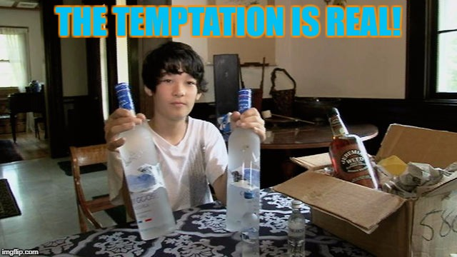 THE TEMPTATION IS REAL! | made w/ Imgflip meme maker