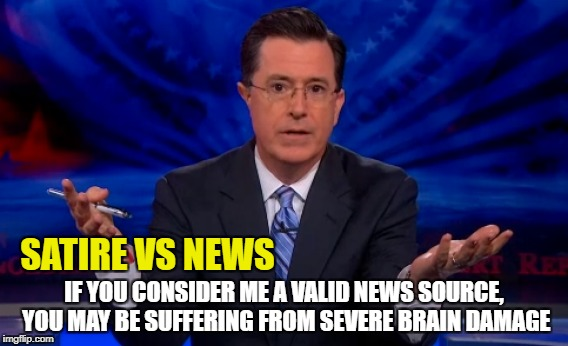 Reminder: This is NOT a journalist | SATIRE VS NEWS IF YOU CONSIDER ME A VALID NEWS SOURCE, YOU MAY BE SUFFERING FROM SEVERE BRAIN DAMAGE | image tagged in trump,memes,political meme | made w/ Imgflip meme maker