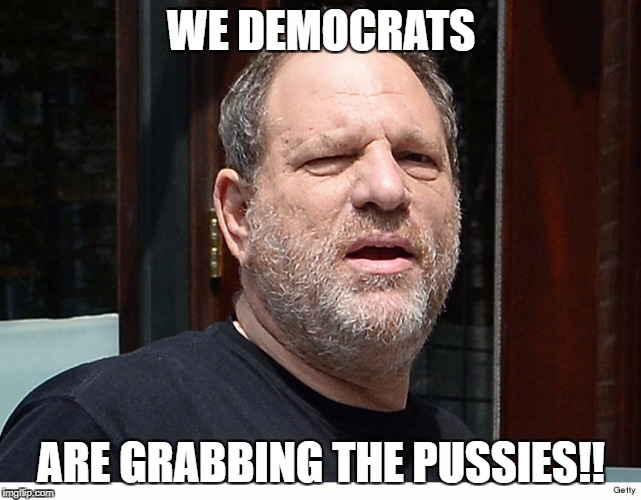 WE DEMOCRATS ARE GRABBING THE PUSSIES!! | made w/ Imgflip meme maker