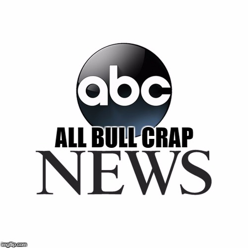 ALL BULL CRAP | image tagged in memes,biased media,mainstream media,liberal media | made w/ Imgflip meme maker