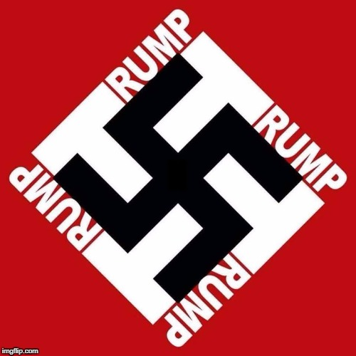 Adolf Trumpler |  H | image tagged in adolf hitler,donald trump,trump,nazi,nazis,swastika | made w/ Imgflip meme maker