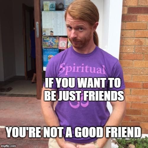"JP Sears on ""The Friend Zone"" 