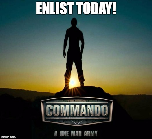 ENLIST TODAY! | made w/ Imgflip meme maker