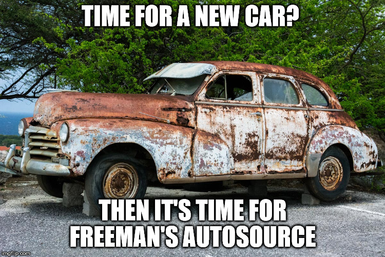 Used Cars Orillia >> It S Time To Visit Freeman S Autosource In Orillia Imgflip