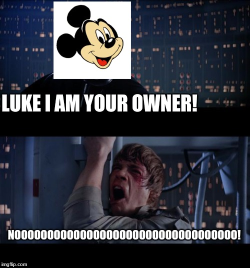 Luke I am your owner | LUKE I AM YOUR OWNER! NOOOOOOOOOOOOOOOOOOOOOOOOOOOOOOOOOO! | image tagged in memes,star wars,darth vader,luke skywalker | made w/ Imgflip meme maker