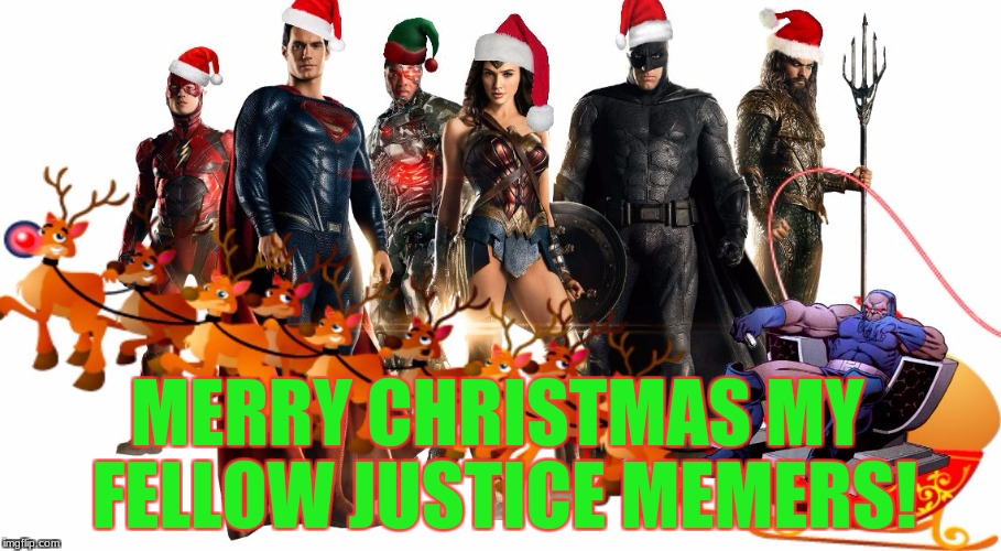 A Justice League Christmas