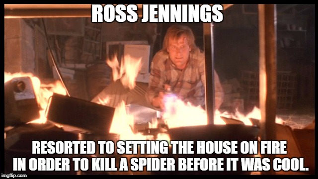 """Arachnophobia"" (1990) 