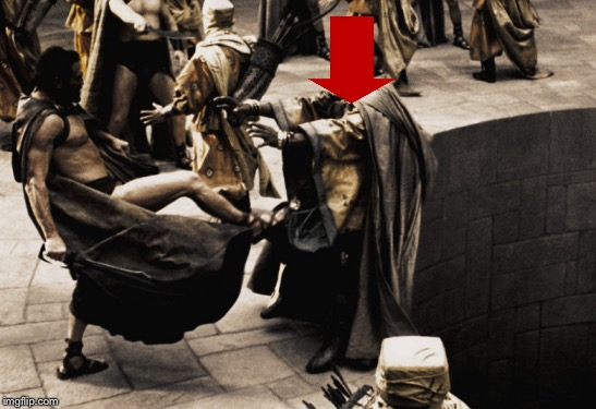 Sparta all of the downvotes this weekend! Down with downvotes weekend Dec 8-10th. A campaign for trolls to stop downvoting! | image tagged in this is sparta,down with downvotes weekend | made w/ Imgflip meme maker