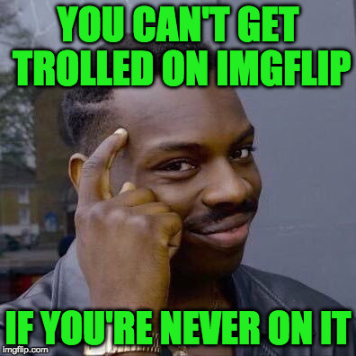 smarter than your average troll | YOU CAN'T GET TROLLED ON IMGFLIP IF YOU'RE NEVER ON IT | image tagged in hate,downvote,tags,anchorman news update,felter | made w/ Imgflip meme maker