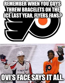 "Oh, and there's the ""F*** THE PENS!"" Guy, too. 